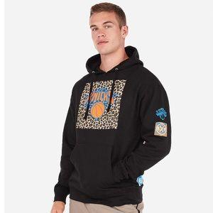 NEW NBA New York Knicks Hooded Sweatshirt